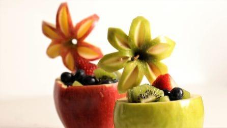 Ecco come servire la frutta in modo originale!