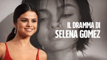 """Ricoverata in ospedale per un """"crollo emotivo"""". Selena Gomez combatte la depressione"""