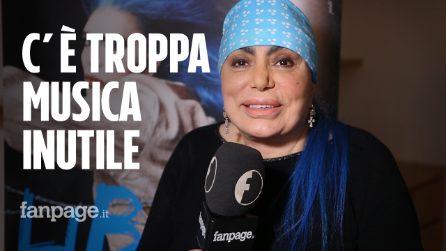 """Loredana Bertè presenta Liberté: """"In Italia c'è troppa musica inutile"""""""