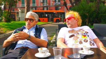 """""""Achille Tarallo"""" con Biagio Izzo, Tony Tammaro e Ascanio Celestini - Il trailer ufficiale"""