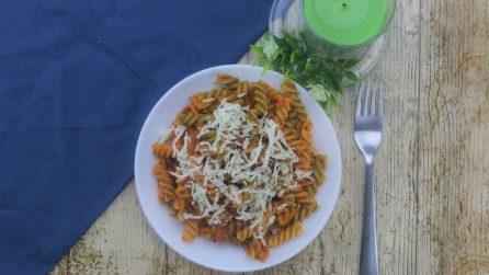 Come cuocere la pasta nel microonde