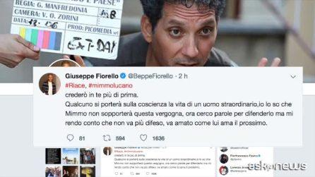 Sindaco di Riace, da Fiorello a Salvini: le reazioni all'arresto sui social