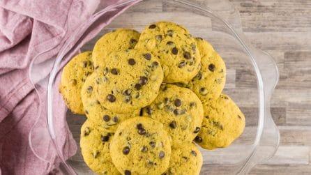 Cookies alla zucca: morbidi e saporiti!
