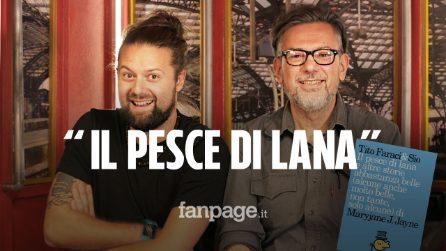 """Tito Faraci, Sio e """"Il pesce di lana"""": """"Raccontare il mondo a fumetti con il nonsense"""""""