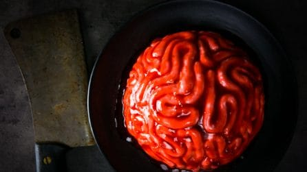 Brain Cake: the best Halloween idea!