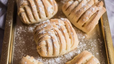 Pastry braid
