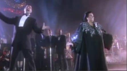 Addio al soprano Montserrat Caballé: il duetto da brividi con Freddie Mercury