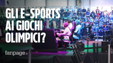 I videogiochi alle Olimpiadi? Lo abbiamo chiesto ai giocatori della Games Week