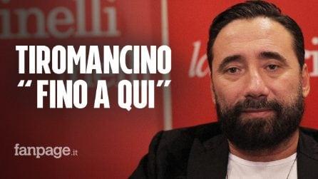 """Fino a qui, Federico Zampaglione: """"Ho rifatto i Tiromancino con la nazionale degli artisti italiani"""""""