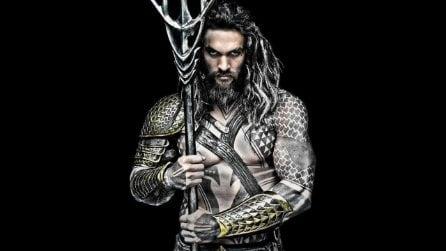 'Aquaman' al cinema dal 1° gennaio 2019, in arrivo il nuovo film con Jason Momoa