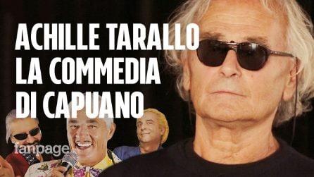 """'Achille Tarallo' la prima commedia di Antonio Capuano: """"Sono devoto a Woody Allen"""""""