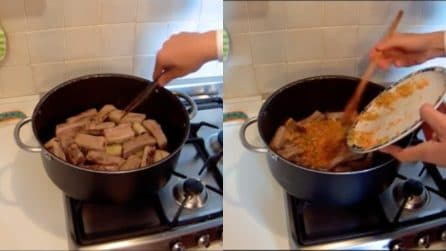Come preparare una cassoeula veloce: la ricetta saporita da provare
