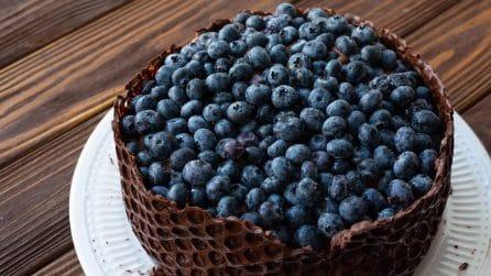 Versa il cioccolato sul pluriball: il risultato è davvero incredibile!