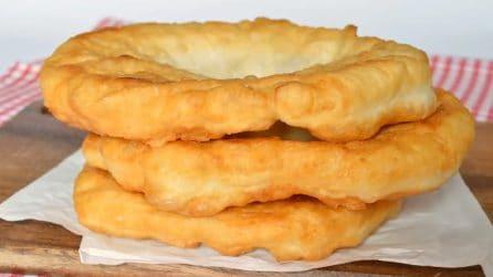 Pane fritto senza lievitazione: una vera bontà per il palato