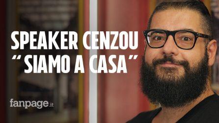 """Con Speaker Cenzou 'Siamo a casa': """"Alla Trap da discount preferisco il caseificio del Rap"""""""