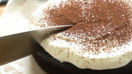 Torta al cioccolato con farina di mandorle: una vera prelibatezza per il palato