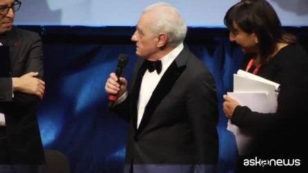 """Martin Scorsese: """"Siate consapevoli del prestigioso passato del cinema italiano e aiutate i giovani"""""""