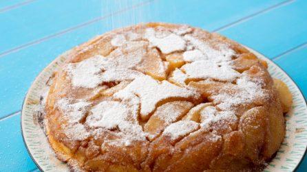 Torta pancake alle mele: la ricetta tradizionale passo dopo passo!
