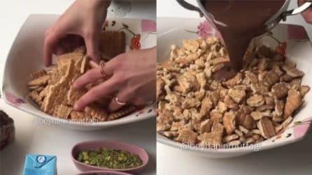 Crostata al cioccolato senza cottura: stupirete i vostri ospiti