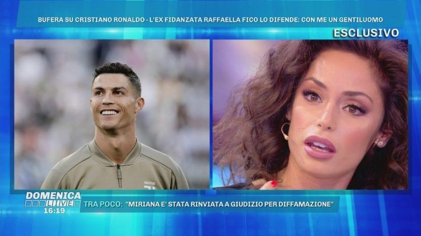 Raffaella Fico Calendario 2020.Raffaella Fico All Accusatrice Di Cristiano Ronaldo Perche Denuncia Dopo 10 Anni