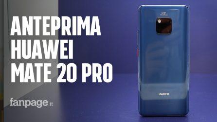 Perché il Huawei Mate 20 Pro è l'unico smartphone che quest'anno ha davvero innovato
