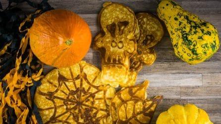 Pancakes di halloween: farli è davvero semplice!