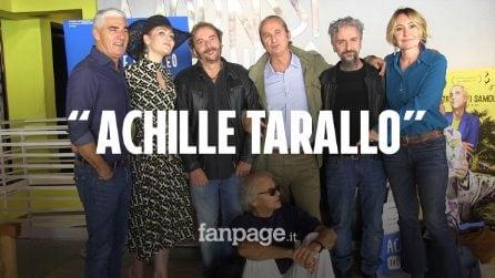 """La presentazione di """"Achille Tarallo"""" a Napoli: """"Storia di tre fessi con elementi della commedia"""""""