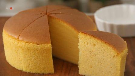 Cotton cake alla zucca: la sua morbidezza ti conquisterà al primo assaggio
