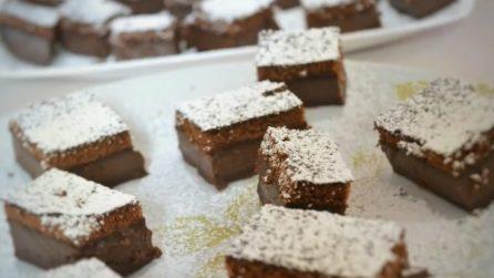 Torta magica al cioccolato: un'esplosione di gusto al primo morso