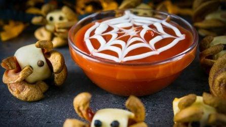 Ragnetti di würstel: un antipasto divertente per Halloween!
