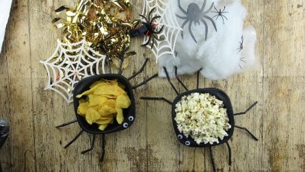 Come preparare i piatti per un party di halloween