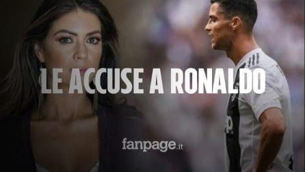 Cristiano Ronaldo accusato di stupro, la denuncia Kathryn Mayorga a CR7 e le ultime notizie