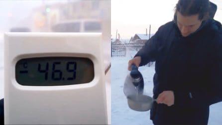 Ojmjakon, Siberia: il villaggio più freddo del mondo con temperature polari sotto lo zero