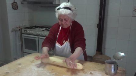 Pasta fatta in casa della nonna: buona, semplice e genuina