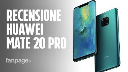 Recensione Mate 20 Pro: perché il top di gamma Huawei è lo smartphone da battere