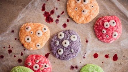 Biscotti di Halloween: i bambini li ameranno!