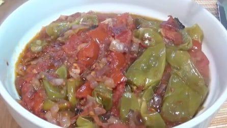 Friggitelli al forno, la ricetta leggera e facile da preparare