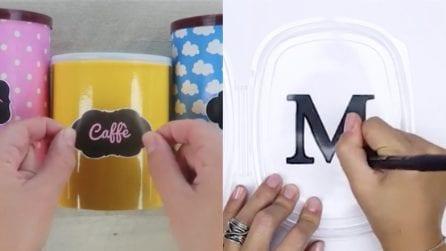 Non buttate via i contenitori di plastica e trasformateli in fantastici e utili oggetti