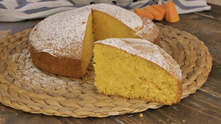 No-butter squash cake: here's how to make it moist and fluffy.