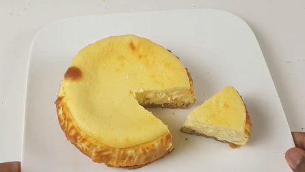 La ricetta per preparare un'ottima mini cheesecake al brie