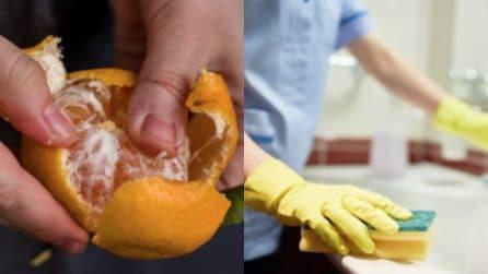 Come riciclare le bucce di arance e mandarini: utilizzale per la pulizia della tua casa