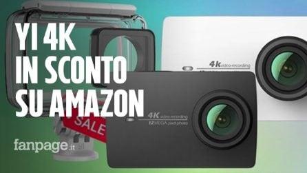 Offerte di Halloween: fino al 60% di sconto su Action camera Yi 4K, fotocamere e accessori