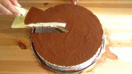 Torta mousse senza cottura: veloce, semplice e golosa