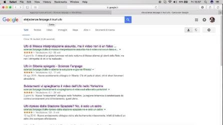 A caccia di bufale con Google