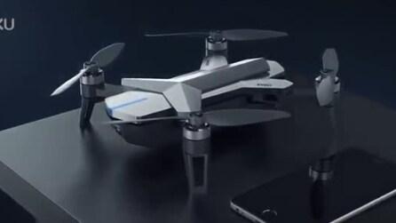 Ying, il drone di WeChat per trasmettere video in diretta streaming