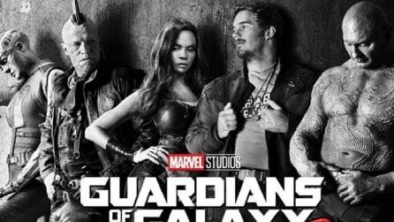 Guardiani della galassia 2, il teaser trailer italiano