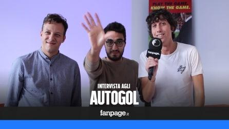"""Gli Autogol presentano Football Manager 2017: """"Con questo gioco abbiamo imparato tutto sul calcio"""""""