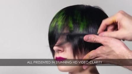 I capelli con i pixel: una nuova tendenza per tingersi e cambiare look