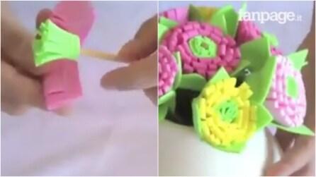 Come realizzare dei fiori fai da te in gomma crepla: un progetto facile e creativo