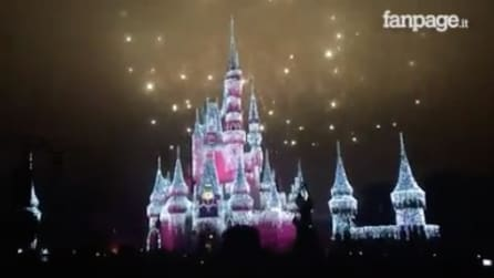La magia dei fuochi d'artificio al Walt Disney World: uno spettacolo unico